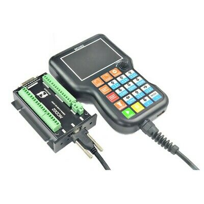 125KHz NCH-02 3 Axis CNC Controller Motion Controller with Handheld Pendant dl45
