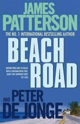 James Patterson / Peter De Jonge _____ Beach Road ____ Brand New B__ Freepost Uk