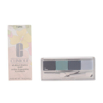 Maquillaje Clinique mujer ALL ABOUT SHADOW quad #11-galaxy 4.8 gr