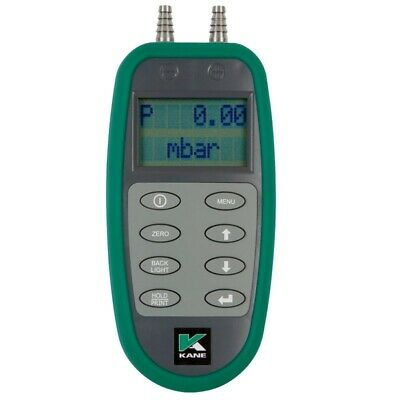 Kane 3500-1 High Accuracy Differential Pressure Meter