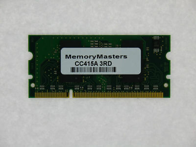 CC415A 256MB DDR2 PC3200 400Mhz 144pin DIMM for HP LJet P4015 P4515 LOT OF 25