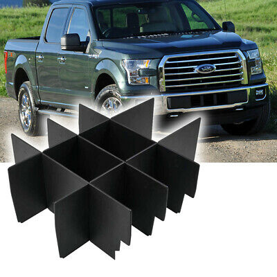 For Ford F150 15-2019 Center Console Armrest Storage Organizer Device Divider
