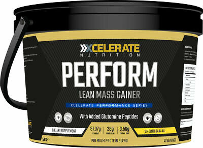 Proteine Del Siero di Latte Serio Perform 5kg - Weight Gainer Elite Massa