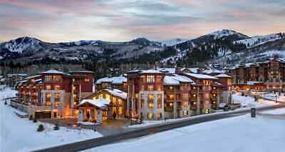 Park City, UT, Sunrise Hilton Grand Vacation Club, 2 Bedroom, 7 - 14 Dec 2019