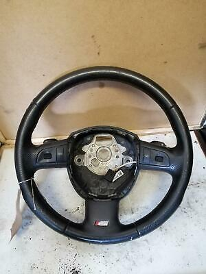 Audi A6 Tiptronic Leather 3 Spoke S-Line Steering Wheel 05-12