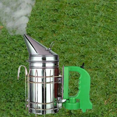 Rechargeable Electric Beekeeping Smoker Stainless Steel Bee Farm Smoke Treatment