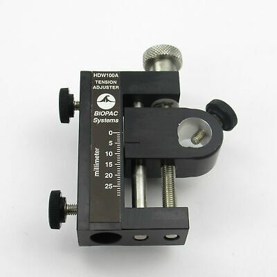 Biopac Systems Hdw100A Tension Adjuster - 25Mm Travel Range