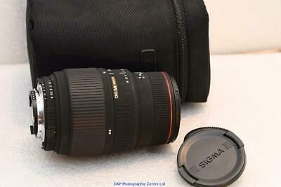 Nikon Digital fit Sigma APO 70-300mm D AF Macro Zoom Lens GREAT CONDITION