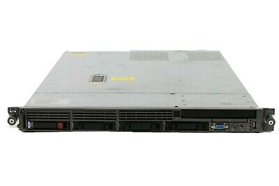 HP Proliant DL360 G5 2 x 2.33GHz Quad 2 x 120GB 6Gb//s SSD 32GB 3 YR WNTY