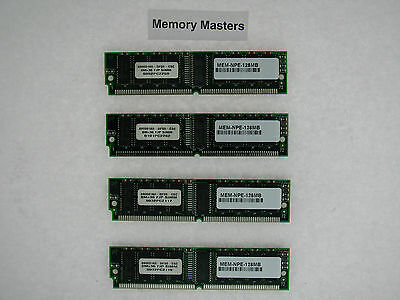 MEM-NPE-128MB 128MB Approved (4x32MB) memory for Cisco 7200 NPE