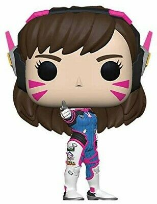 Overwatch - D. Va - Funko Pop! Games: (2019, Toy NUEVO)