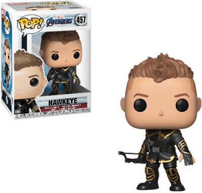 Avengers Endgame - Hawkeye - Funko Pop! Marvel: (2019, Toy NUEVO)