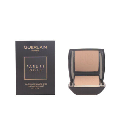 Make-Up Guerlain women PARURE GOLD fond de teint compact #02-beige clair 10 gr