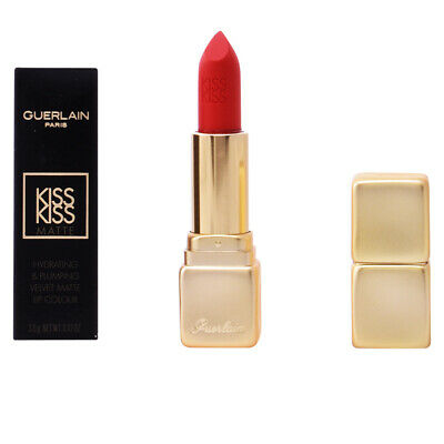 Make-Up Guerlain women KISSKISS matte #347-zesty oran 3,5 gr