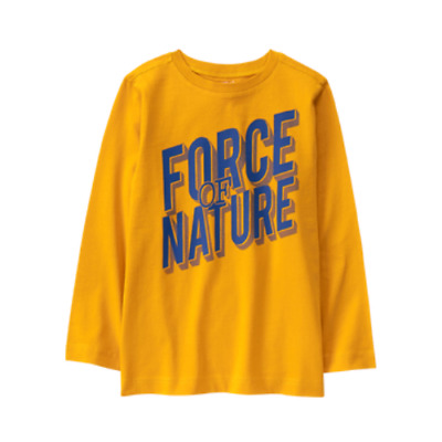 Crazy 8 Force of Nature boys shirt long sleeve 2017 line