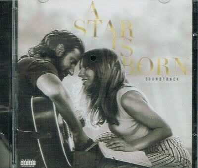 A Star Is Born Original Soundtrack Lady Gaga CD Explicit New Free Shipping