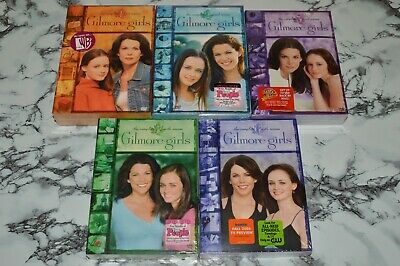 (GILMORE GIRLS NEW DVD BOX SET LOT) -- The Complete Seasons 1 + 2 + 3 + 4 + 6