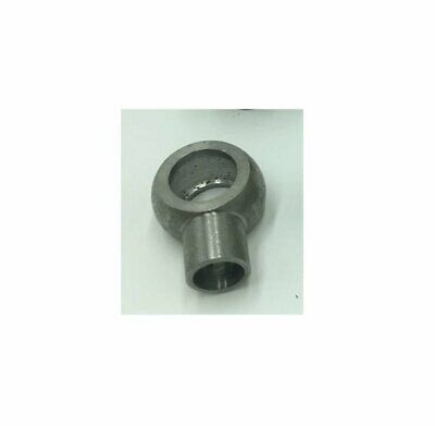 """Fitting 10mm or 3/8"""" OD Tube Weld to 12mm or 7/16"""" ID Banjo Steel"""
