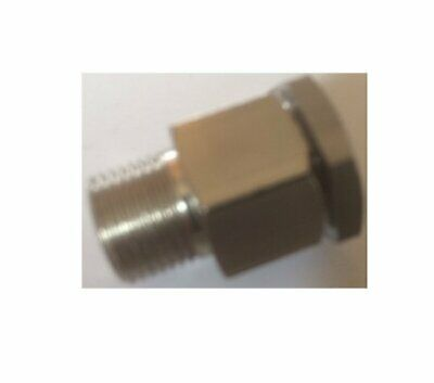 Metric Fitting M12X1 or 1.0 Male to M8x1 Female