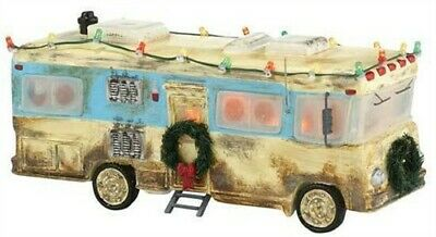 Dept 56 SV Cousin Eddie's RV National Lampoon's Christmas Vacation BRAND NEW