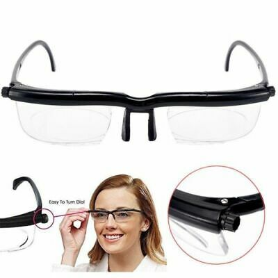 Beautiful And Durable Adjustable Focal Length Clear Presbyopia Universal Glasses