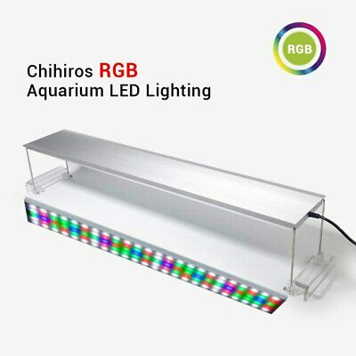 Chihiros RGB Aquarium Full Spectrum Plant LED Light Plant Brightness Adjustable