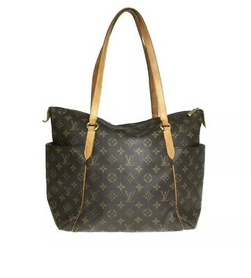 41d5d0bb5c7a7 LOUIS VUITTON ARTSY MM Monogram Empreinte Leather Aurore Echt Leder ...