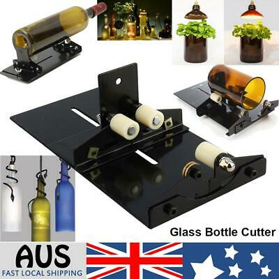 Glass Bottle Cutter Jar Cutting Tool Machine Craft Recycle Metal Jar Ornament