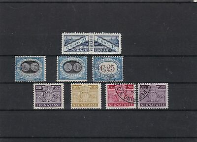 italy official stamps ref 16674