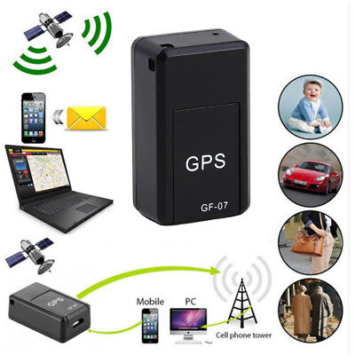 Mini GPS Realtime Car Truck Positioning Tracker  GSM/GPRS SOS Tracking Devices