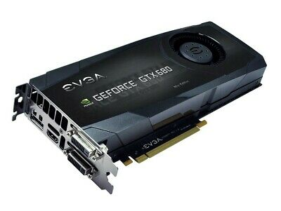 Originale EVGA Nvidia GeForce GTX 680 Mac Edition 2 GB für Apple Mac Pro 3.1-5.1