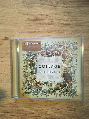 The Chainsmokers - Collage NEW EP CD