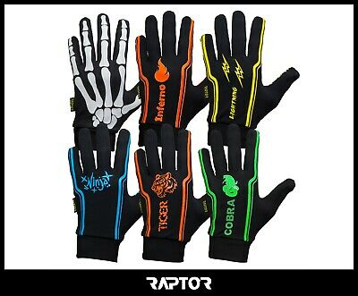 Mini/Junior/Kids Long/Full Fingered Rugby Grip Fleece Lined Gloves/Mits/Mitts