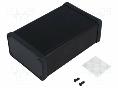 Enclosure: with panel; 1455; X:78mm; Y:120mm; Z:43mm; aluminium [1 pcs]