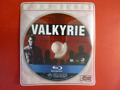 Valkyrie Blu-Ray Disc ONLY Bilingual
