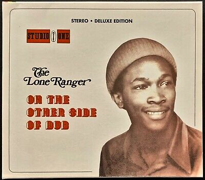 THE LONE RANGER On The Other Side Of Dub STUDIO ONE Deluxe Edition CD Bonus Trks