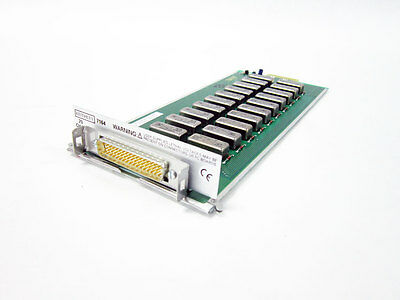Keithley 7164 20 Channel Scanner Module Card For 7001 7002 System