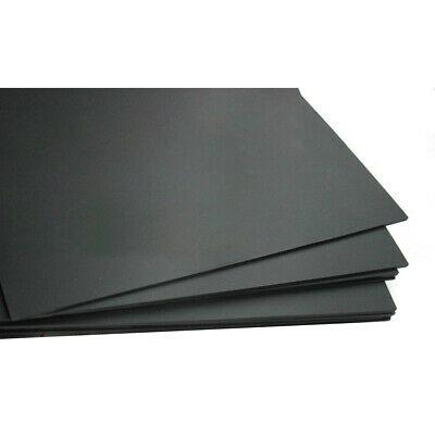 "12"" Silicone Rubber Sheet Plate Mat High Temp Resistant Self Adhesive Black/Whit"