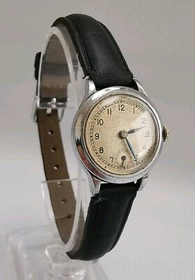 Vintage 1940s Art Deco MIMO (Girard-Perregaux) Swiss Made Ladies Wrist Watch