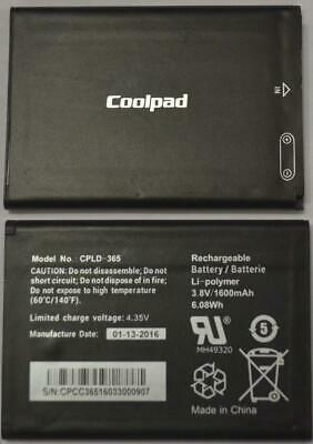 NEW OEM ORIGINAL Genuine Coolpad Rogue 4G 3320A CPLD-365