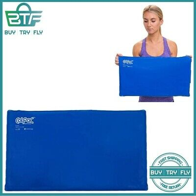 New Office Chattnooga Colpac Cold Therapy Blue Vinyl 11 X 21 Oversize Student...