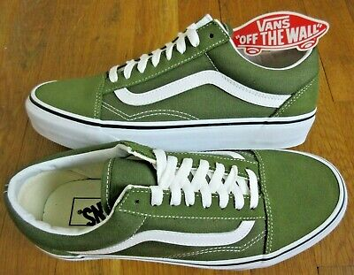 Details about Vans Old Skool Men's Skate Shoes Size 13 Winter MossTrue White VN0A38G1OW2 NEW