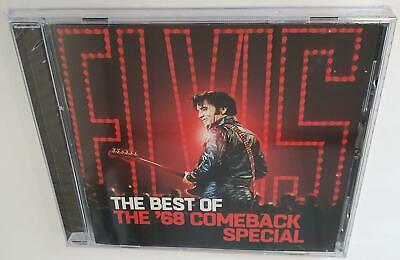 Elvis Presley The Best Of The '68 Comeback Special (2019) Brand New Sealed Cd