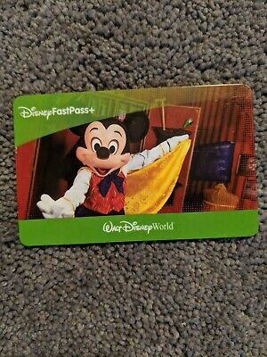 DISNEY WORLD 8-DAY pass with 4-day Park Hopper--NO