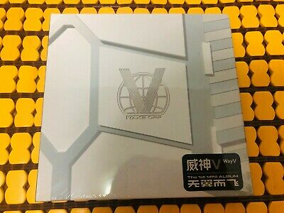 (PRE-ORDER) (Without POSTER) WAYV WAY V NCT FIRST MINI ALBUM TAKE OFF