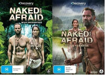 Naked and Afraid: Bares DVD Double Pack (5 DVDs) - Region 4