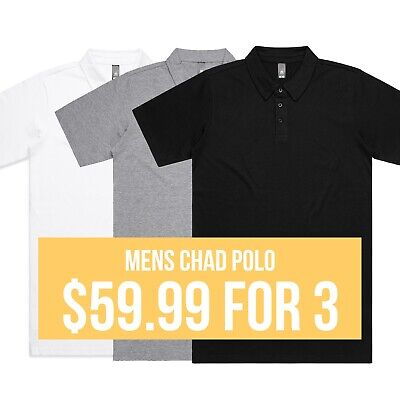 Chad Polo - 3 For $59.99