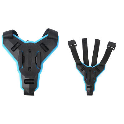 Motorcycle Helmet Chin Mount Holder for GoPro Hero 6/5/4 Xiaomi Camera Silicone