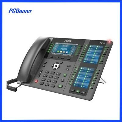 "Fanvil X210 Enterprise IP Phone - 4.3"" (Video) Colour Screen"
