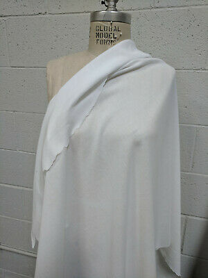 100% Cotton White Fabric By the Yard light weigh cotton Sheer